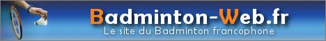 Badminton-web.fr, le site du Badminton